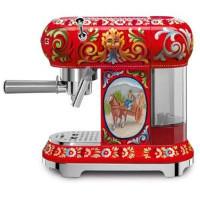 Smeg Dolce Gabbana Espressomaskine