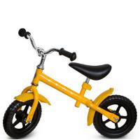 Speed Løpesykkel gul