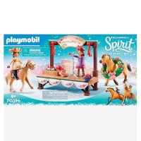 Playmobil Spirit - Julekonsert
