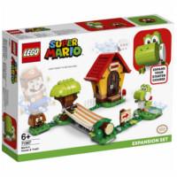 Lego Ekstrabanen Marios hus og Yoshi
