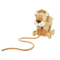 Teddykompaniet Lejon på hjul