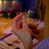 Vin og sjokoladesmaking