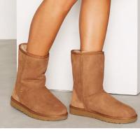 W Classic Short Boots