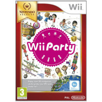 Wii Party Spill