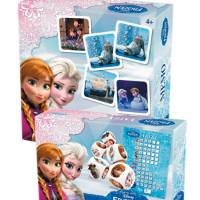 Frozen Yatzy og Memo